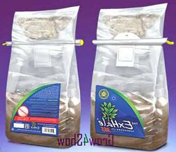 Exhale 365 CO2 Bag - Self Activated Carbon Dioxide For Plant