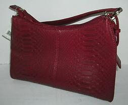 Liz Claiborne 931 MERLOT Dark Red Money Organizer Purse Hand