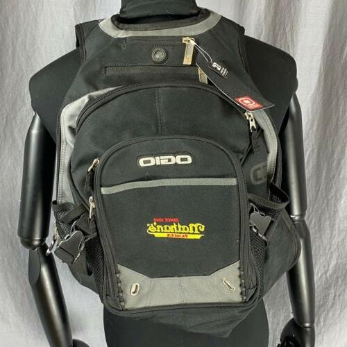 nathan s famous hot dogs fugitive backpack
