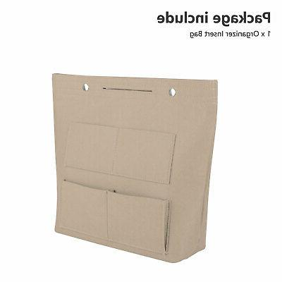 Purse Insert MultiPocket Tote