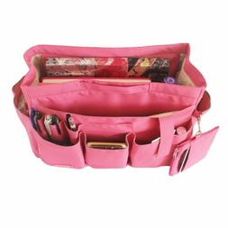 Luxury Zipped Shaper Bag Purse Organizer Liner For Neverfull