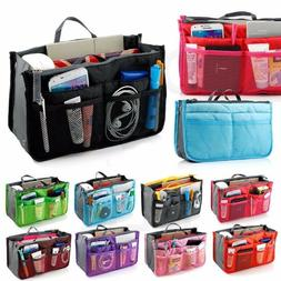 Makeup Cosmetic Bag Travel Case Toiletry Beauty Organizer Zi