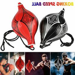 Double End Speed Ball Boxing Dodge Bag MMA  Focus Punching F