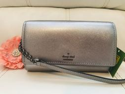 NEW KATE SPADE CAMERON STREET CORIN Anthracite HANDBAG PURSE