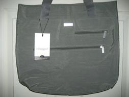 New BAGGALLINI Tote Bagg Large Lightweight Nylon Travel Orga