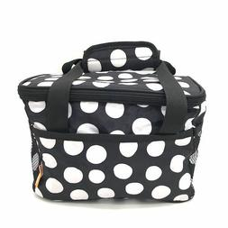 New Travel Organizer insulated picnic thermal lunch tote ice