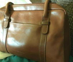 NWOT - Aurielle Leather Purse - Light Brown - Lots Of Organi
