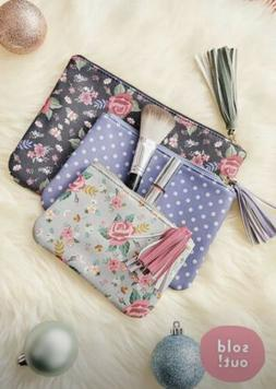 NWT Matilda Jane All Organized Pouch Set Moments With You Ne