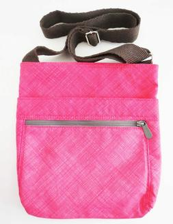 Thirty One Organizing Shoulder Bag in Coral