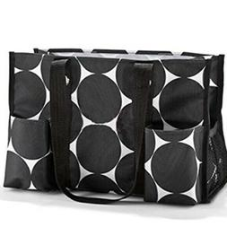 Thirty-one Organizing Utility Tote Bag Big Dot